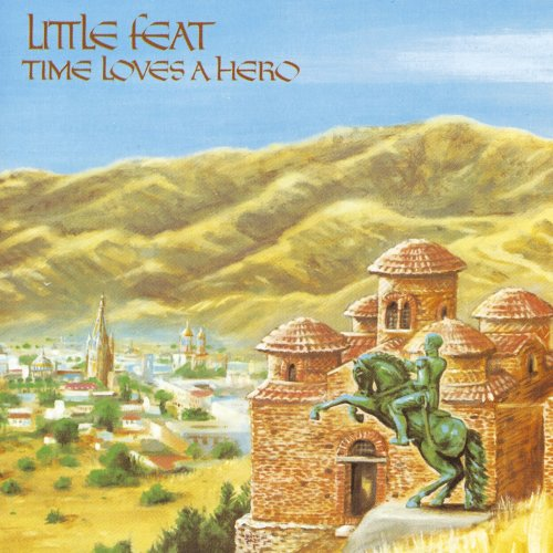 CD : Little Feat - Time Loves a Hero (CD)