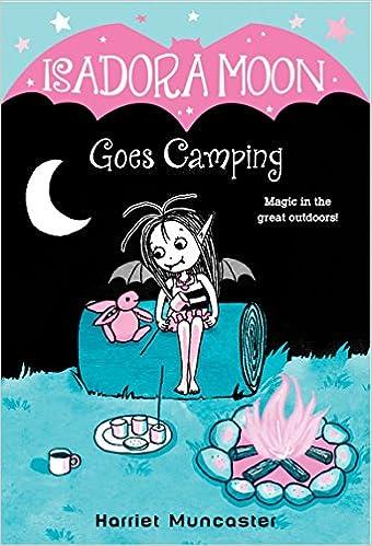Isadora Moon Goes Camping por Harriet Muncaster epub