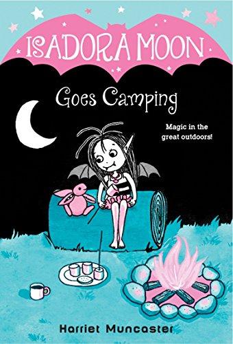Isadora Moon Goes Camping -
