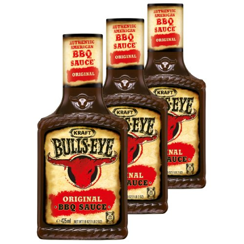 - Bull's Eye Original Barbecue Sauce - 18 oz - 3 pk