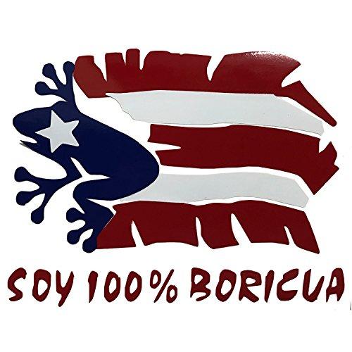 y 100% Boricua Size 4½