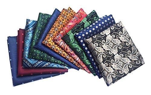 Buy cotton pocket square assortment