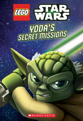 LEGO Star Wars Chapter Book #1: Yoda's Secret Missions