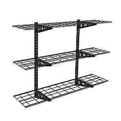 Fleximounts 3-Tier Storage Wall Shelves ...