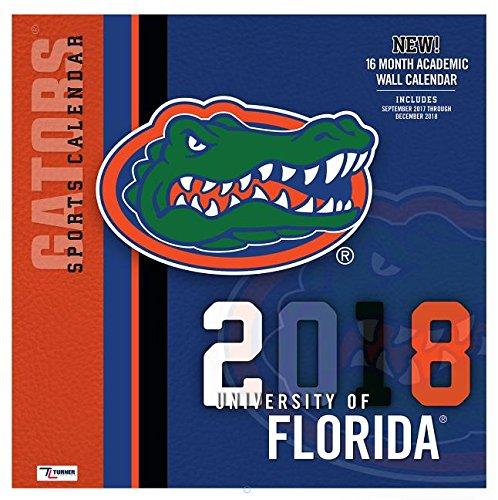 Florida Gators 2018 Calendar ebook