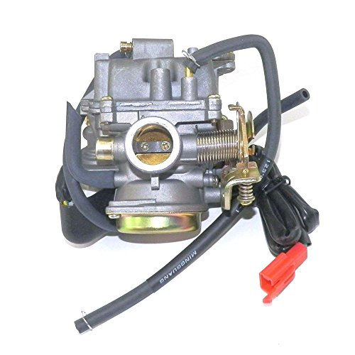 YunShuo Performance Carburetor 50cc-100cc 139QMB GY6 Scooter Carb CVK 20mm by YunShuo (Image #9)
