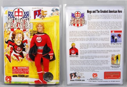 The Greatest American Hero Mego Style 2007 FX Show Exclusive 8