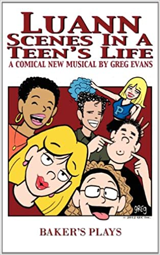 Book Luann: Scenes in a Teen's Life