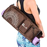 Yoga Mat Bag (Yoga Bag Brown)