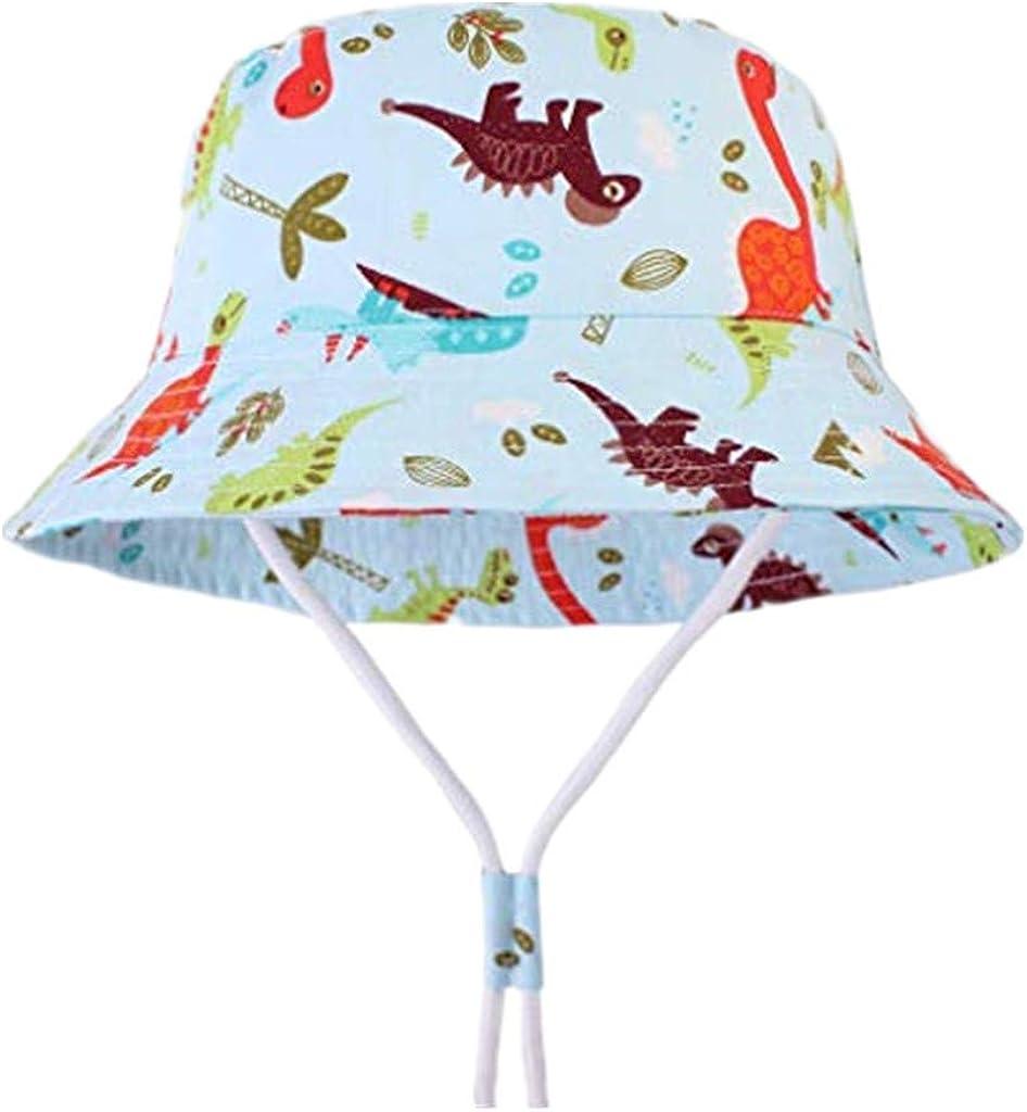 Toddler Sun Hat UPF 50 iHHAPY Baby Sun Hat Kids Summer Play Bucket Cap Sun Protection Hat