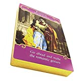 Interesty 44pcs Romance Angel Oracle Cards by