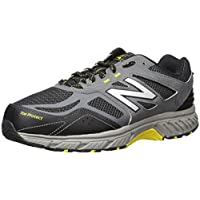 Deals on New Balance Mens 510v4 Trail Running Shoes 4e Width