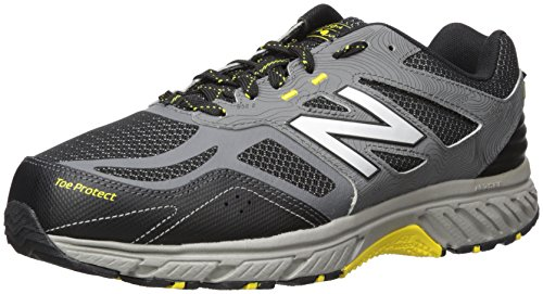 New Balance Men's MT510LC4 Cushioning Trail Running Shoe, Castlerock, 10 4E US