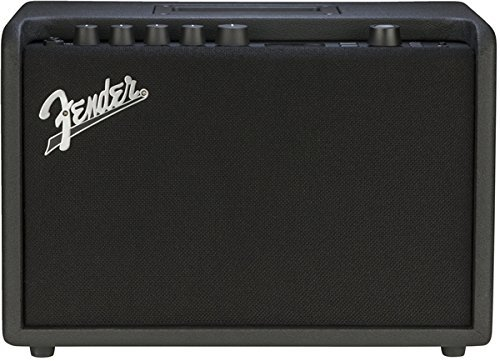Fender Mustang GT 40 Bluetooth Enabled Solid State Modeling Guitar Amplifier (Renewed)