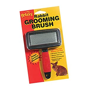 Peters Rabbit Grooming Brush 1