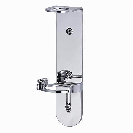 At Hand Wash Holder Wall Mounted Soap Dispenser Bracket Pump Holders