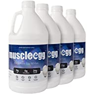 100% Liquid Egg Whites (4 Half Gallons)