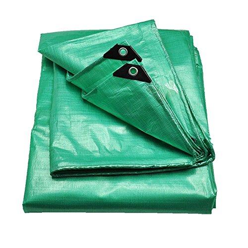 加速するレプリカナインへPENGFEI 緑 オーニング 防水 雨布 倉庫 貨物 日焼け止め シェード 防塵の 防風 抗酸化、 厚さ0.35mm、 -180G /m²、 13サイズのオプション ( サイズ さいず : 2 x 3m )