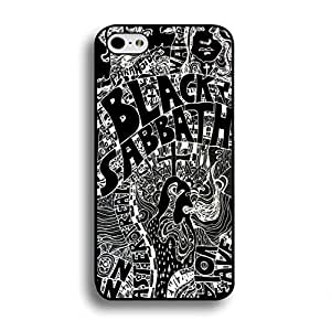 Iphone 6 Plus / 6s Plus ( 5.5 Inch ) Case Shell,Fashion Simple Black Design Doom Music Band Black Sabbath Phone Case Cover for Iphone 6 Plus / 6s Plus ( 5.5 Inch )