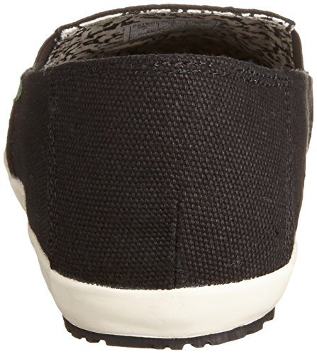Sanuk Mens Casa Slip-On Black nc6mn9jm