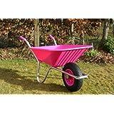 Wheelbarrow County Clipper - Pink