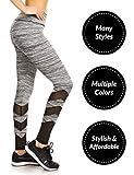 SATINA Yoga Pants & Capris Activewear Exercise