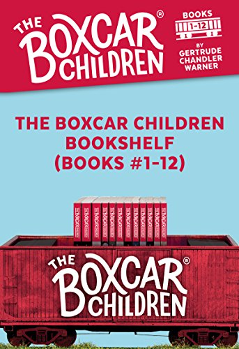 The Boxcar Children Bookshelf (Books #1-12) (The Boxcar Children Mysteries Book 1)