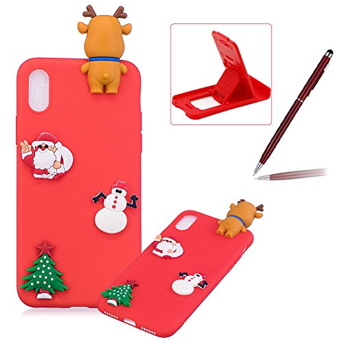 coque iphone x 3d silicone