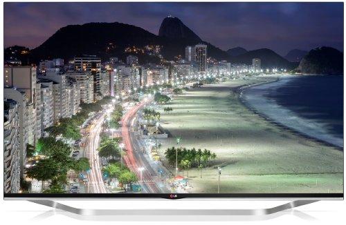 LG 47LB730V 119 cm (47 Zoll) Fernseher (Full HD, Triple Tuner, 3D, Smart TV)