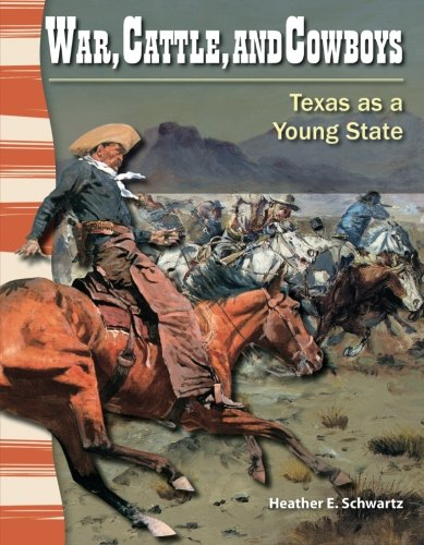 War, Cattle, and Cowboys (Social Studies Readers) for $<!--$6.00-->