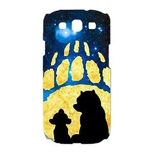 Samsung Galaxy S3 9300 Cell Phone Case White Brother Bear Custom DSAMKAVDH2668
