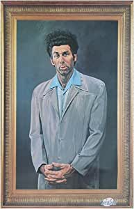 Amazon.com: Pyramid Seinfeld Kramer Wall Poster: Prints ...