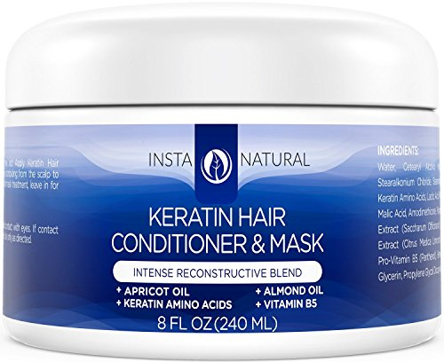 Keratin Complex Hair Mask Antibreakage