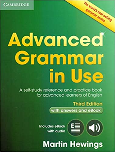 Advanced Grammar in Use Book with Answers and Interactive eBook ...