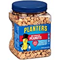 3-Pack Planters Dry Roasted Peanuts (34.5 oz jar)