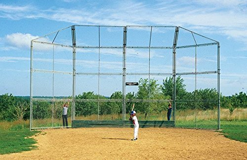 Baseball Backstop Prefabricated Panel by SportsPlay