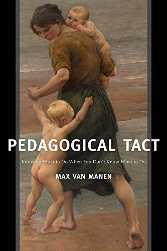 Pedagogical Tact: Knowing What to Do When You