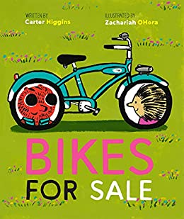 Bikes for Sale by [Higgins, Carter]
