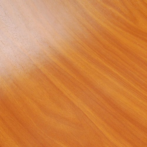 Cherry Wood Grain Film Vinyl Sheet Roll Wrap - 48