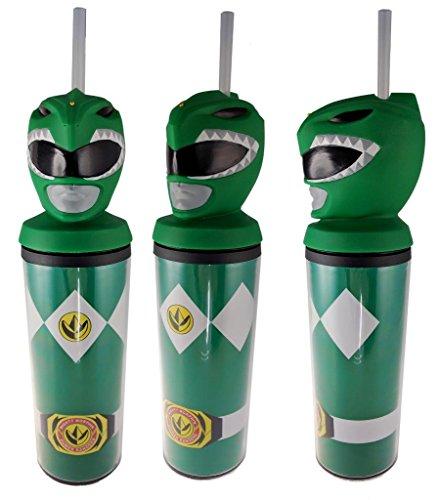 Surreal Power Rangers Green Ranger Water Bottle -