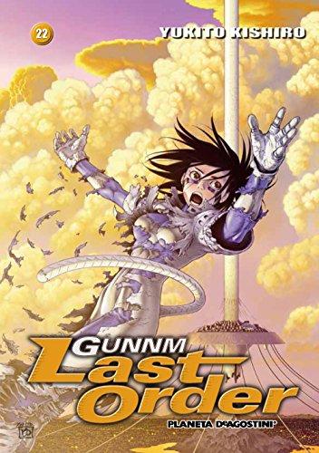 Descargar Libro Gumm Last Order - Número 22 Yukito Kishiro