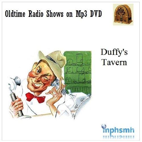 DUFFY'S TAVERN Old Time Radio (OTR) series (1941-1951) Mp3 DVD 122 episodes