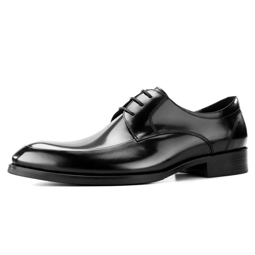 DHFUD Herrenschuhe Mode Europa Und Die Vereinigten Staaten Zeigte Männer Einzel Schuhe