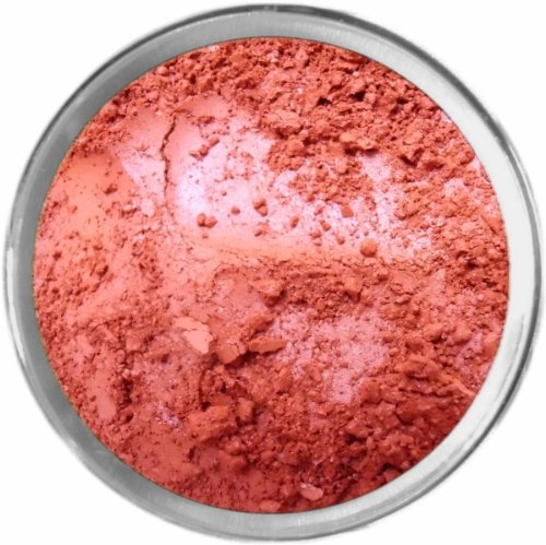 (Berry Spice Loose Powder Mineral Shimmer Multi Use Eyes Face Color Makeup Bare Earth Pigment Minerals Make Up Cosmetics By MAD Minerals Cruelty Free - 10 Gram Sized Sifter Jar)