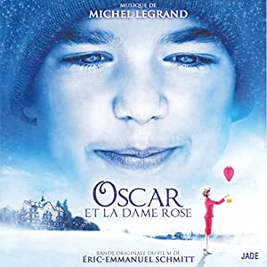 6996932 CD Oscar et la dame rose
