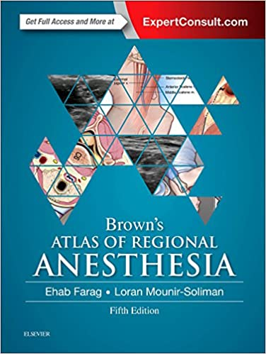 Book Brown's Atlas of Regional Anesthesia, 5e