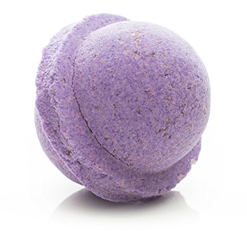 Effervescent Bath Soaks - Madagascar Vanilla and Lavender with White ()