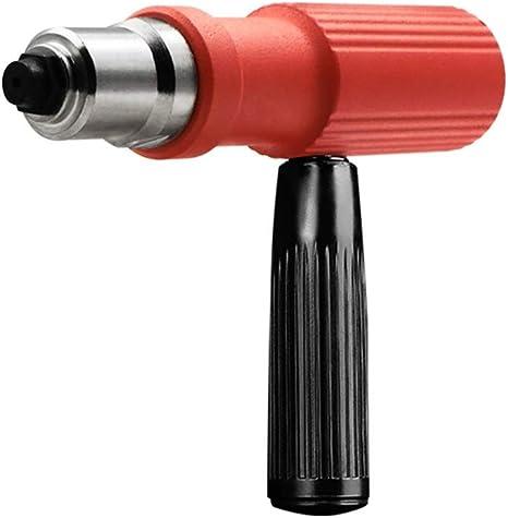 Electric Rivet Nut Gun Riveting Tool Cordless Riveting Drill Adaptor Insert Nut