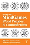 The Times Mind Games Word Puzzles and Conundrums Book 1: 500 brain-crunching puzzles, featuring 5 popular mind games