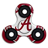 Alabama Crimson Tide Tri Hand Fidget Spinner Toy Dallas Cowboy Stress Reducer Austism ADHD Puzzle Focus Toys High Speed Spin